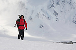 Art Wolfe on location, Antarctica