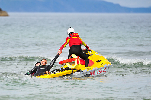 Since 2011, RNLI lifeguards have saved 48 lives in Northern Ireland