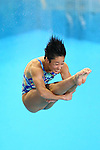 Minami Itahashi,<br /> SEPTEMBER 18, 2015 - Diving : <br /> All Japan Diving Championship 2015<br /> Women's 3m Springboard Preliminary<br /> at Tatsumi International Swimming Center, Tokyo, Japan.<br /> (Photo by Shingo Ito/AFLO SPORT)