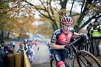 Laurens Sweeck (BEL/Pauwels Sauzen - Bingoal)<br /> <br /> Elite Men's Race<br /> UCI cyclocross WorldCup - Koksijde (Belgium)<br /> <br /> ©kramon