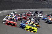 #18: Kyle Busch, Joe Gibbs Racing, Toyota Camry Maltesers,