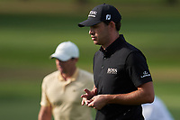 29th August 2020, Olympia Fields, Illinois, USA;  Patrick Cantlay of the United States looks on after making his putt on the 18th green during the third round of the BMW Championship on the North Course at Olympia Fields Country Club on August 29, 2020 in Olympia Fields, Illinois. (Photo by Robin Alam/Icon Sportswire)