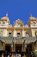 Monaco, the Casino at Monte Carlo.