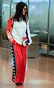 The Kardashians arrive at Tokyo International Airport