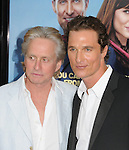 Matthew McConaughey & Michael Douglas at The Warner Brothers' Pictures World Premiere of Ghosts of Girfriends Past held at The Grauman's Chinese Theatre in Hollywood, California on April 27,2009                                                                     Copyright 2009 DVS / RockinExposures