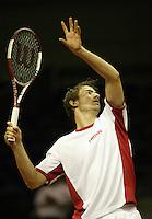 18-2-06, Netherlands, tennis, Rotterdam, ABNAMROWTT, Qualifying round, Machael Lammer