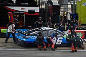 #96: Daniel Suarez, Gaunt Brothers Racing, Toyota Camry CommScope