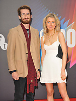 """Rhys Jones and Olivia Frost at the 65th BFI London Film Festival """"The Souvenir Part II"""" The Londoner gala, Royal Festival Hall, Belvedere Road, on Friday 08th October 2021, in London, England, UK. <br /> CAP/CAN<br /> ©CAN/Capital Pictures"""