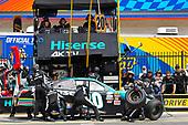 NASCAR Xfinity Series<br /> Hisense 4K TV 300<br /> Charlotte Motor Speedway, Concord, NC USA<br /> Saturday 27 May 2017<br /> Denny Hamlin, Hisense Toyota Camry<br /> World Copyright: Nigel Kinrade<br /> LAT Images<br /> ref: Digital Image 17CLT2nk07414