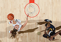 STANFORD, CA - March 3, 2010: Stanford Cardinal's Jeanette Pohlen during Stanford's 75-51 win over the University of California at Maples Pavilion in Stanford, California.