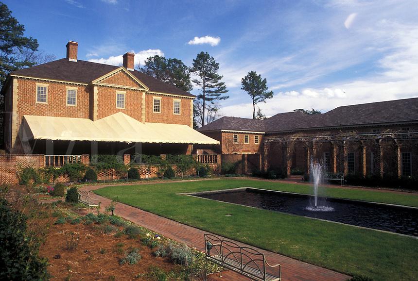 Colonial Williamsburg, VA, Virginia, Williamsburg, Abby Aldrich Rockefeller Folk Art Center in Colonial Williamsburg Historic Area.