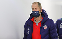 WIENER NEUSTADT, AUSTRIA - NOVEMBER 16: Gregg Berhalter head coach of the United States men's national team before a game between Panama and USMNT at Stadion Wiener Neustadt on November 16, 2020 in Wiener Neustadt, Austria.