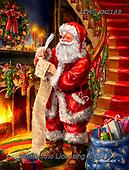 Marcello, CHRISTMAS SANTA, SNOWMAN, WEIHNACHTSMÄNNER, SCHNEEMÄNNER, PAPÁ NOEL, MUÑECOS DE NIEVE, paintings+++++,ITMCXM2189,#x#