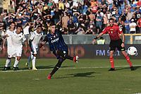 Pisa 02/10/2021 - campionato di calcio serie B / Pisa-Reggina / photo Image Sport/Insidefoto<br /> nella foto: gol Lorenzo Lucca