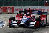 Verizon IndyCar Series<br /> Chevrolet Detroit Grand Prix Race 2<br /> Raceway at Belle Isle Park, Detroit, MI USA<br /> Sunday 4 June 2017<br /> Alexander Rossi, Andretti Herta Autosport with Curb-Agajanian Honda<br /> World Copyright: Phillip Abbott<br /> LAT Images