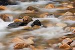 Icicle Creek, Leavenworth, Washington, USA