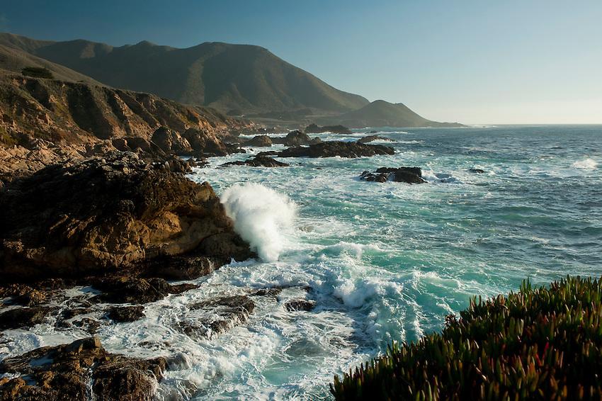 Coastline, Big Sur California.