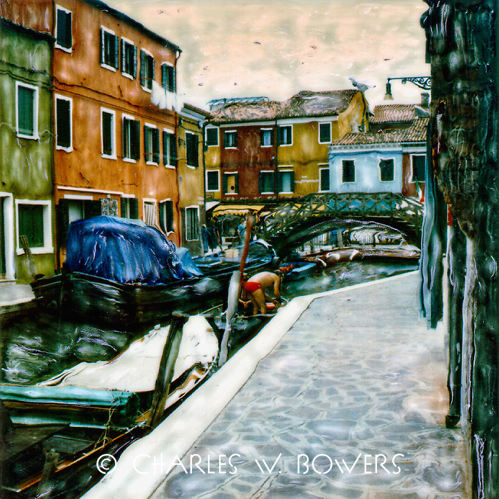 We use to fish for a living but now we earn a living any way we can. We will always love the water and our boats.<br /> <br /> -Limited Edition of 50 Prints