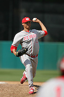 March 7 2010: Kenny Toves of University of New Mexico during game against USC at Dedeaux Field in Los Angeles,CA.  Photo by Larry Goren/Four Seam Images
