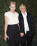 Portia De Rossi and Ellen DeGeneres at The Covergirl 50th Anniversary Celebration held at BOA in West Hollywood, California on January 05,2011                                                                               © 2010 Hollywood Press Agency