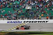 NASCAR XFINITY Series<br /> Kansas Lottery 300<br /> Kansas Speedway, Kansas City, KS USA<br /> Saturday 21 October 2017<br /> Christopher Bell, JBL Toyota Camry wins<br /> World Copyright: Barry Cantrell<br /> LAT Images