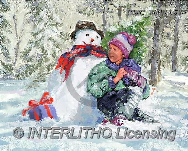 Marcello, CHRISTMAS CHILDREN, WEIHNACHTEN KINDER, NAVIDAD NIÑOS, paintings+++++,ITMCXM1116,#XK#