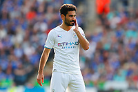 11th September 2021; King Power Stadium, Leicester, Leicestershire, England;  Premier League Football, Leicester City versus Manchester City; Ilkay Gundogan of Manchester City