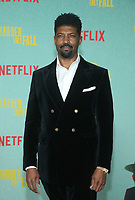 LOS ANGELES, CA - OCTOBER 13: Deon Cole at the Special Screening Of The Harder They Fall at The Shrine in Los Angeles, California on October 13, 2021. Credit: Faye Sadou/MediaPunch
