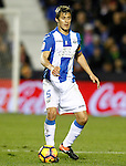 CD Leganes' Martin Mantovani during La Liga match. December 3,2016. (ALTERPHOTOS/Acero)