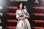 """Paz Vega attends """"La Ignorancia de la Sangre"""" presentation at Princesa Cinema in Madrid, Spain. November 13, 2014. (ALTERPHOTOS/Carlos Dafonte)"""