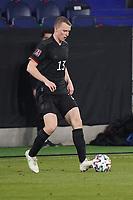 Lukas Klostermann (Deutschland Germany) - 25.03.2021: WM-Qualifikationsspiel Deutschland gegen Island, Schauinsland Arena Duisburg