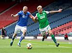 22.05.2021 Scottish Cup Final, St Johnstone v Hibs: Shaun Rooney and Josh Doig