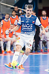 R. Renov. Zaragoza Carlos Retamar during Futsal Spanish Cup 2018 at Wizink Center in Madrid , Spain. March 16, 2018. (ALTERPHOTOS/Borja B.Hojas)