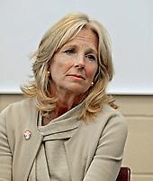 Dr. Jill Biden Visits Fort Riley