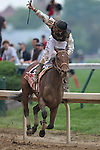 02 May 2009: Mine The Bird with jockey Calvin Borel wins the 135th running of the Kentucky Derby at Churchill Downs in Louisville, Kentucky
