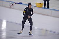SCHAATSEN: HEERENVEEN: 07-03-2020, IJsstadion Thialf, ISU World Cup Final, 1000m Ladies, Brittany Bowe (USA), ©foto Martin de Jong