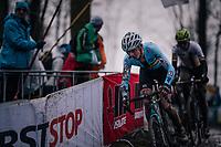 Gerben Kuypers (BEL)<br /> <br /> Junior Men's Race<br /> UCI CX Worlds 2018<br /> Valkenburg - The Netherlands