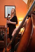 Europe/Voïvodie de Petite-Pologne/Cracovie: Restaurant Klezmer-Hois - Groupe de musique klezmer - musique juive traditionnelle