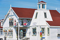 Charming shops, Bethany Beach, Delaware, USA