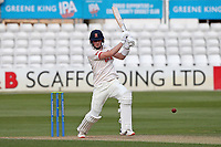 Ben Allison in batting action for Essex during Essex CCC vs Worcestershire CCC, LV Insurance County Championship Group 1 Cricket at The Cloudfm County Ground on 9th April 2021