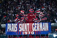 Supporters Parisiens - AMbiance - Ultras<br /> Paris  19/10/2021 Parc des Prices <br /> Paris Saint Germain PSG - Leipzig <br /> Group Stage, Champions League 2021/2022<br /> Photo JB Autissier / Panoramic / Insidefoto <br /> Italy Only