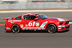 Billy Johnson (61) in action during the Continental Tire Challenge race at the Circuit of the Americas race track in Austin,Texas...