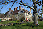 Great Britain, England, East Sussex, Burwash: Bateman`s, former home of writer Rudyard Kipling. Now owned by the National Trust