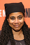 Suzan-Lori Parks attends the Opening Night Performance of 'Straight White Men' at the Hayes Theatre on July 23, 2018 in New York City.