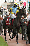 11/09/2011,King of Arnor, trained by André Fabre, ridden by jockey Pierre-Charles Boudot