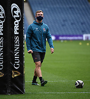Saturday 5th September 2020 | PRO14 Semi-Final<br /> <br /> Ulster Rugby Backs Coach during the Guinness PRO14 Semi-Final between Edinburgh and Ulster at the BT Murrayfield Stadium Edinburgh, Scotland. Photo by David Gibson / Dicksondigital