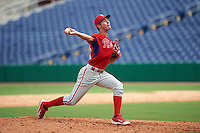 Philadelphia Phillies pitcher Kenny Koplove (53) during an instructional league game against the New York Yankees on September 29, 2015 at Brighthouse Field in Clearwater, Florida.  (Mike Janes/Four Seam Images)
