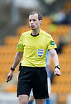 St Johnstone v Motherwell…07.04.18…  McDiarmid Park    SPFL<br />Refereee Willie Collum<br />Picture by Graeme Hart. <br />Copyright Perthshire Picture Agency<br />Tel: 01738 623350  Mobile: 07990 594431