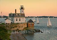 Rose Island Light, Newport, Rhode Island