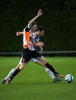160709 Federation League Football - Massey University v Port Hill United